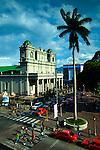 Costa Rica, San Jose, Metropolitan Cathedral, Central Park