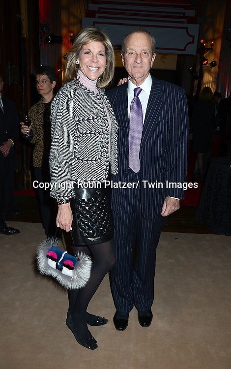 Jamee Gregory and Peter Gregory attend the 60th Annual Winter Antiques Show Opening Night Party on January 23, 2014 at The Park Avenue Armory in New York City. The Show benefits The East Side House Settlement.
