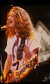 SOUNDGARDEN, LIVE, 1992, NEIL ZLOZOWER