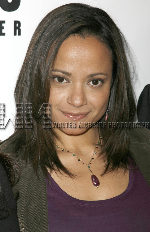 A Meet and Greet with the cast of the new Neil LaBute.Play SOME GIRL(S) presented by the MCC Theater starring:  Maura Tierney,Fran Drfescher, Judy Reyes, Eric McCormack and Brooke Smith..New York City..(pictured: Judy Reyes).April 27, 2006.© Walter McBride/WM Photography
