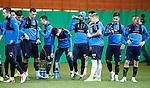 140116 Rangers training