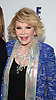 Joan Rivers attend the NBCUniversal Cable Entertainment Upfront <br /> on May 15, 2014 at The Javits Center North Hall in New York City, New York, USA.