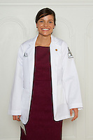 Mikaela Rodriguez. White Coat Ceremony, class of 2016.
