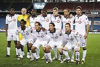Toronto FC at Gillette Stadium on April 10.2010.. The New England Revolution defeated Toronto FC, 4-1