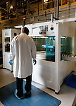 Solar Power Industries - Belle Veron, Pa - Making the solar cell
