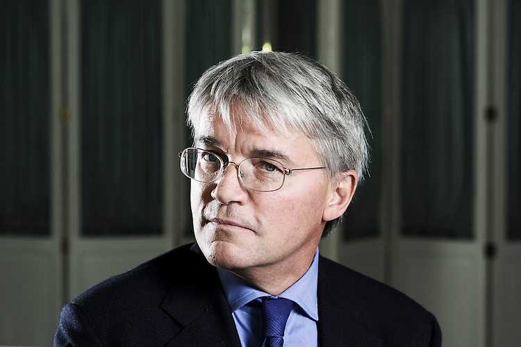 PARIS, FRANCE. SEPTEMBER 7, 2011. Andrew John Bower Mitchell, Secretary of State for International Development, at the British Embassy. Photo: Antoine Doyen