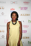 """DJ Kiss Attends Wendy Williams celebrates the launch of her new book """"Ask Wendy"""" by HarperCollins and  her new Broadway role as Matron """"Mama"""" Morton in Chicago - Held at Pink Elephant, NY"""