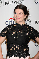Casey Wilson<br /> Paley Center For Media's PaleyFest 2014 Fall TV Previews - NBC, Paley Center for Media, Beverly Hills, CA 09-10-14<br /> David Edwards/DailyCeleb.com 818-249-4998