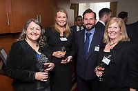 Pictured from left are Deborah Labbate of Deborah Labbate Business Solutions, Lisa Down, Paul Wright and Alison Howey, all from Quartz Legal
