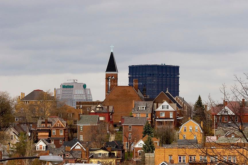 Pittsburgh's Neighborhoods - Mt Oliver