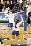 UK Volleyball 2012: Tennessee