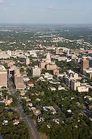 Austin Aerial Skyline of Capitol District