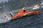 Hydros-PROP Seafair, Lake Washington, Seattle, Washington, USA 4 August,2002 .Miss Elam Plus competes at Seafair..Copyright&copy;F.Peirce Williams 2002..F. Peirce Williams.photography.P.O. Box 455 Eaton, OH 45320 USA.317.358.7326  fpwp@mac.com