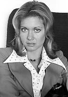 Olivia Newton-John pictured in 1974. Credit: Ian Dickson/MediaPunch