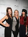 "Alysia Reiner, PIPER KERMAN and Jackie Cruz Attend KiraKira & Alysia Reiner of ""ORANGE IS THE NEW BLACK"" Support WPA With Caravan at the Carlton Hotel, NY"