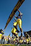FBL08 (Football 2008) vs Toledo at Michigan Stadium, 10/11/08. (Only a few shots from the pre-game, early first quarter, and late fourth quarter. Had to shoot seating views from construction areas for Athletic Development for the rest of game.)