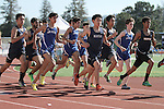 2016 Los Altos High vs. Milpitas Track & Field
