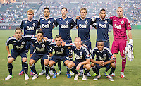 LA Galaxy vs Vancouver Whitecaps, September 1, 2012