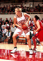 STANFORD, CA - FEBRUARY 24: Cori Enghusen of the Stanford Cardinal during Stanford's 78-73 win over the Washington State Cougars on February 24, 2000 at Maples Pavilion in Stanford, California.