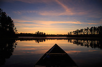 &quot;Suzanette Lake Sunrise Paddle&quot;<br />
