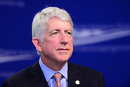 "Washington, DC - February 27, 2017: Virginia Attorney General Mark Herring speaks during the ""States Defending Progress forum at the Center for American Progress February 27, 2017.  (Photo by Don Baxter/Media Images International)"
