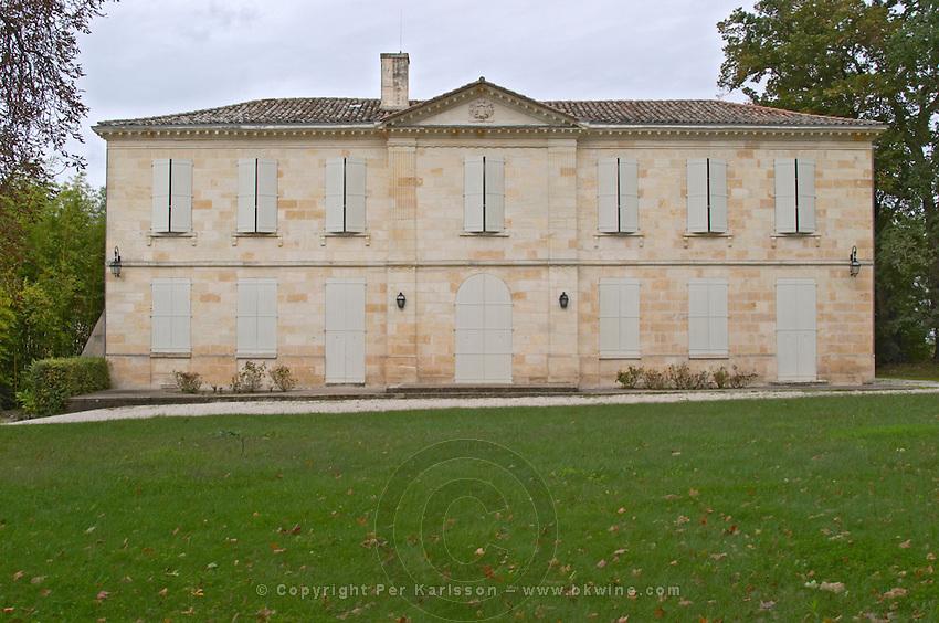 Chateau Liversan, Domaines Lapalu, Haut Medoc, Bordeaux, France