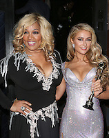 HOLLYWOOD, CA - FEBRUARY 19: ***EXCLUSIVE***  Kym Whitley and Paris Hilton  inside at 3rd Annual Hollywood Beauty Awards at Avalon Hollywood In California on February 19, 2017. Credit: Faye Sadou/MediaPunch