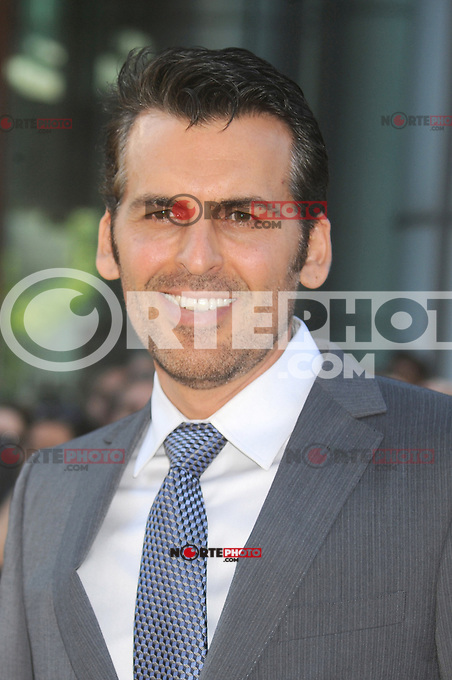 TORONTO, ON - SEPTEMBER 11: Oded Fehr at the 'Inescapable' Premiere during the 2012 Toronto International Film Festival at Roy Thomson Hall on September 11, 2012 in Toronto, Canada. &copy;&nbsp;mpi01/MediaPunch Inc. /NortePhoto.com<br />