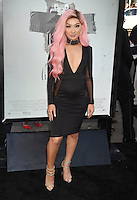 HOLLYWOOD, CA - JULY 19: Social media influencer Nikita Dragun attends the premiere of New Line Cinema's 'Lights Out' at TCL Chinese Theatre on July 19, 2016 in Hollywood, California.<br /> CAP/ROT/TM<br /> &copy;TM/ROT/Capital Pictures /MediaPunch ***NORTH AND SOUTH AMERICAS ONLY***
