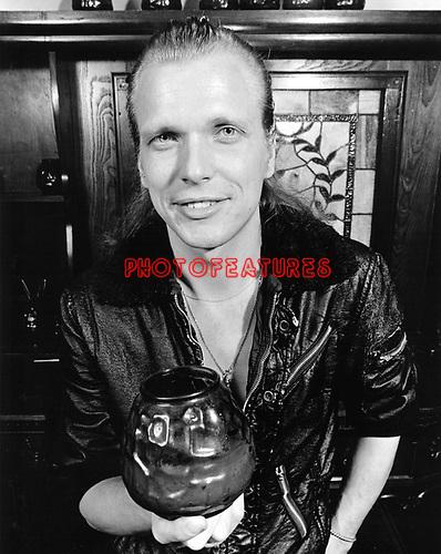 Michael Schenker 1984.© Chris Walter.