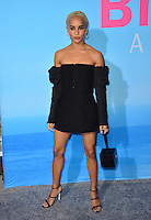 Zoe Kravitz at the premiere for HBO's &quot;Big Little Lies&quot; at the TCL Chinese Theatre, Hollywood. Los Angeles, USA 07 February  2017<br /> Picture: Paul Smith/Featureflash/SilverHub 0208 004 5359 sales@silverhubmedia.com