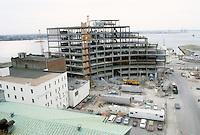 1983 March 16..Redevelopment...Downtown West (A-1-6)..WORLD TRADE CETNER .CONSTRUCTION  PROGRESS PHOTOS...NEG#.NRHA#..