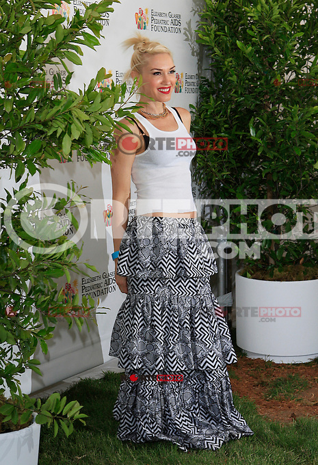 "Gwen Stefani attending the 23rd Annual ""A Time for Heroes"" Celebrity Picnic Benefitting the Elizabeth Glaser Pediatric AIDS Foundation. Los Angeles, California on 3.6.2012..Credit: Martin Smith/face to face /MediaPunch Inc. ***FOR USA ONLY***"