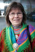 Rovdyrtap er et aktutt problem for mange i reindriften. Sametingets rovviltseminar ble arrangert for første gang i Stjørdal 10. og 11. november. Kristina J. Eira, Lavangen i Troms, reineier og styremedlem i Norske Reindriftssamers Landsforbund.