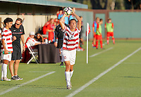 Stanford Soccer M vs Saint Mary's, August 28, 2016