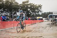 Kevin Pauwels (BEL/Marlux-NapoleonGames)<br /> <br /> elite men's race<br /> Krawatencross Lille 2017