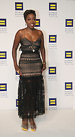 Washington DC,September 10, 2016, USA:  The 20th Annual Human Rights Campaign (HRC) dinner takes place in Washington DC. Speakers and entertainment  singer Estelle .  Patsy Lynch/MediaPunch