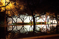 Reflecting pool at the Museum of Fine Arts, Houston - 2010