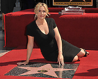 Kate Winslet Star Ceremony