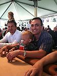 Hank Azaria and Son