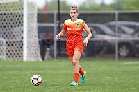 Piscataway, NJ - Saturday May 20, 2017: Cari Roccaro during a regular season National Women's Soccer League (NWSL) match between Sky Blue FC and the Houston Dash at Yurcak Field.  Sky Blue defeated Houston, 2-1.