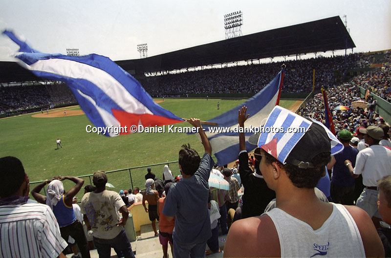 On March 28, 1999 the Baltimore Orioles of Major League Baseball defeated the Cuban national baseball team at the Estadio Latinoamericano in Havana, Cuba in the first of two exhibition games played between the two teams. This game marked the first time that a MLB team played in Cuba since 1959.