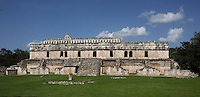 The Great Palace, Puuc Architecture, 600-900 AD, Kabah, Yucatan, Mexico. Picture by Manuel Cohen