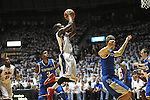 "Ole Miss' Derrick Millinghaus (3) vs. Kentucky at the C.M. ""Tad"" Smith Coliseum on Tuesday, January 29, 2013."
