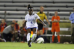 15 September 2011: Duke's Natasha Anasi. The Duke University Blue Devils defeated the College of Charleston Cougars 3-0 at Koskinen Stadium in Durham, North Carolina in an NCAA Division I Women's Soccer game.