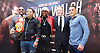 Floyd Mayweather Jr &amp; Frank Warren press conference at The Savoy Hotel, London, Great Britain <br /> 7th March 2017 <br /> <br /> Leonard Ellerbe <br /> (CEO of Mayweather Promotions)<br /> <br /> Gervonta Davis <br /> (an American professional boxer who has held the IBF junior lightweight title since January 2017)<br /> <br /> <br /> Floyd Joy May weather Jr. is an American former professional boxer who competed from 1996 to 2015 and currently works as a boxing promoter. <br /> <br /> Frank Warren Boxing Promoter <br /> 