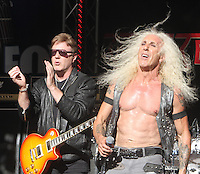 NEW YORK, NY-September 02: Jay Jay French, Dee Snider of Twisted Sister performed on Fox & Friends All-American Summer Concert Series in New York. NY September 02, 2016. Credit:RW/MediaPunch
