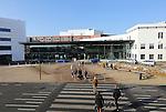 Foto: VidiPhoto<br /> <br /> EDE - Ziekenhuis Gelderse Vallei in Ede. Het Edese ziekenhuise heeft de voeding in de zorg op een andere wijze georganiseerd dan gebruikelijk in instellingen.