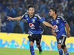 Millonarios derroto 2x0 aPatriotas la segunda fecha de el torneo apertura de la liga postobon del futbol Colombiano