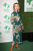 Hollywood, CA - February 22: Sharon Lawrence, At 14th Annual Global Green Pre Oscar Party, At TAO Hollywood In California on February 22, 2017. Credit: Faye Sadou/MediaPunch